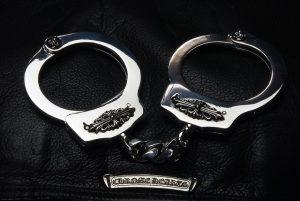 クロムハーツ手錠
