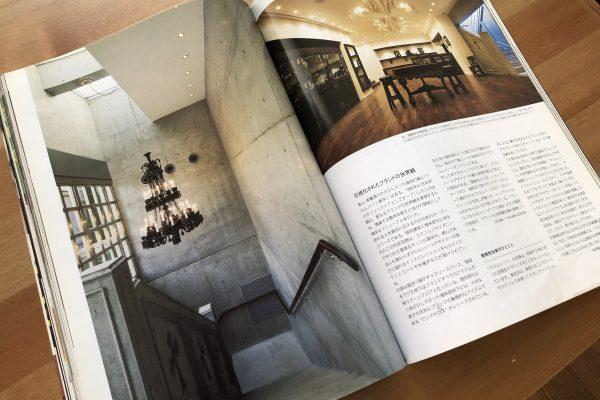『商店建築』クロムハーツ東京リニューアル