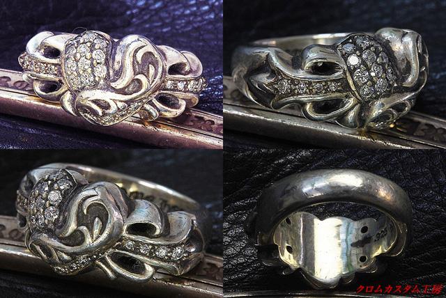 正規品(オリジナル)では、ダイヤ入りを見たことが無いのですが その内に発売されるかも知れません。