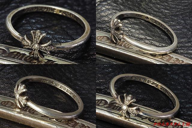 バブルガムリングのダイヤパヴェバージョンは発売されていないハズです・・・
