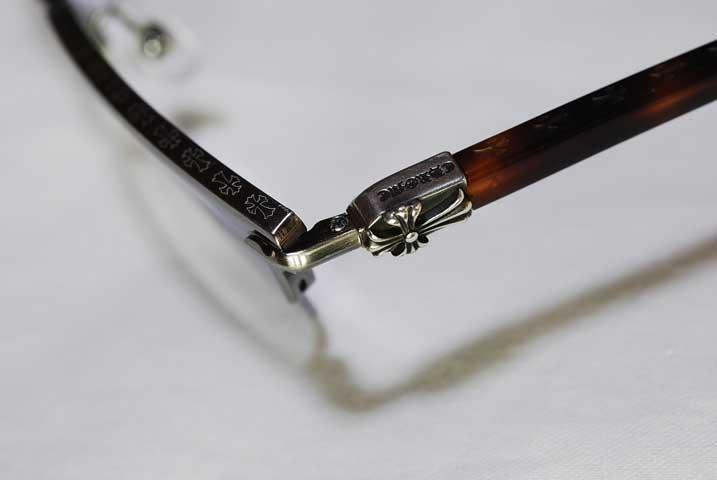 カスタム前のメガネ