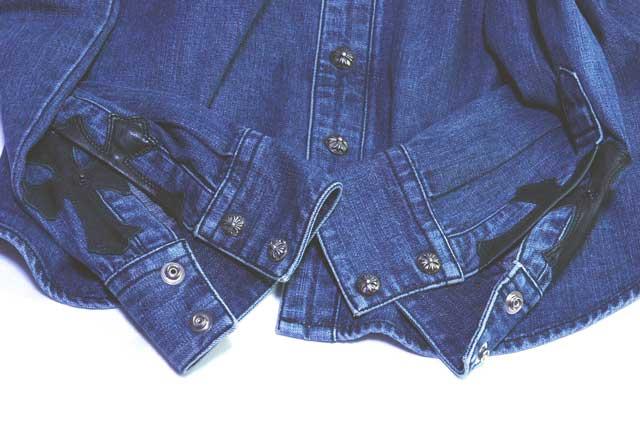 袖の部分はこんな感じです。