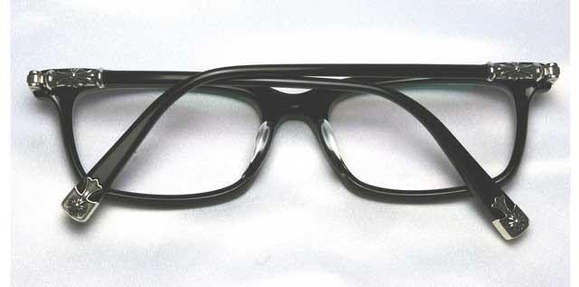 カスタム前のクロムハーツメガネ